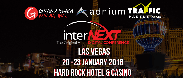 INTERNEXT 2018 - Jan 20-23, 2018