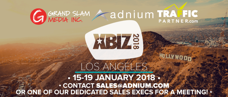 XBIZ 2018 - Los Angeles - 15-19 January