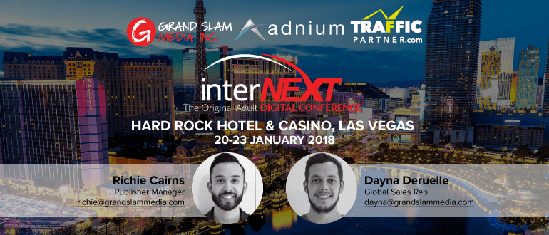 GSM: Internext - January 20-23, 2018