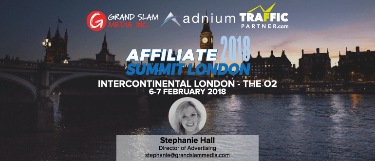 Affiliate Summit London 2018