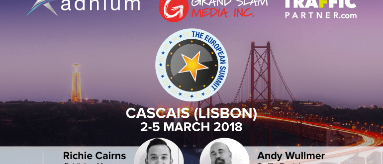Meet Grand Slam Media at The European Summit