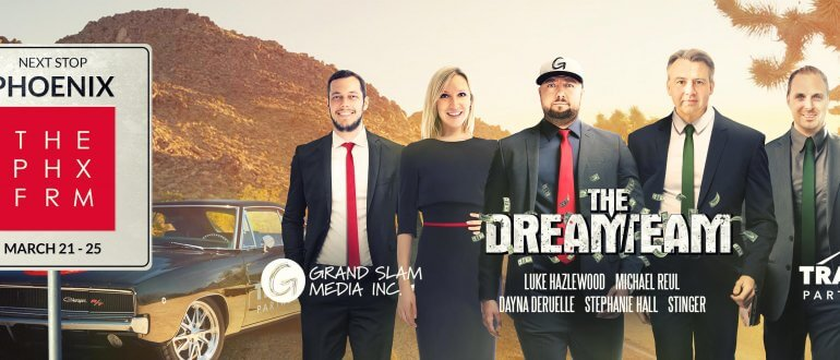 Buying or selling traffic? Online dating? Cams? Pay site? OpenRTB? Meet the Dream Team at Phoenix Forum! You know you want to reach us — sales@grandslammedia.com.