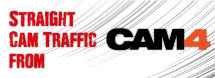 Straight Traffic From CAM4